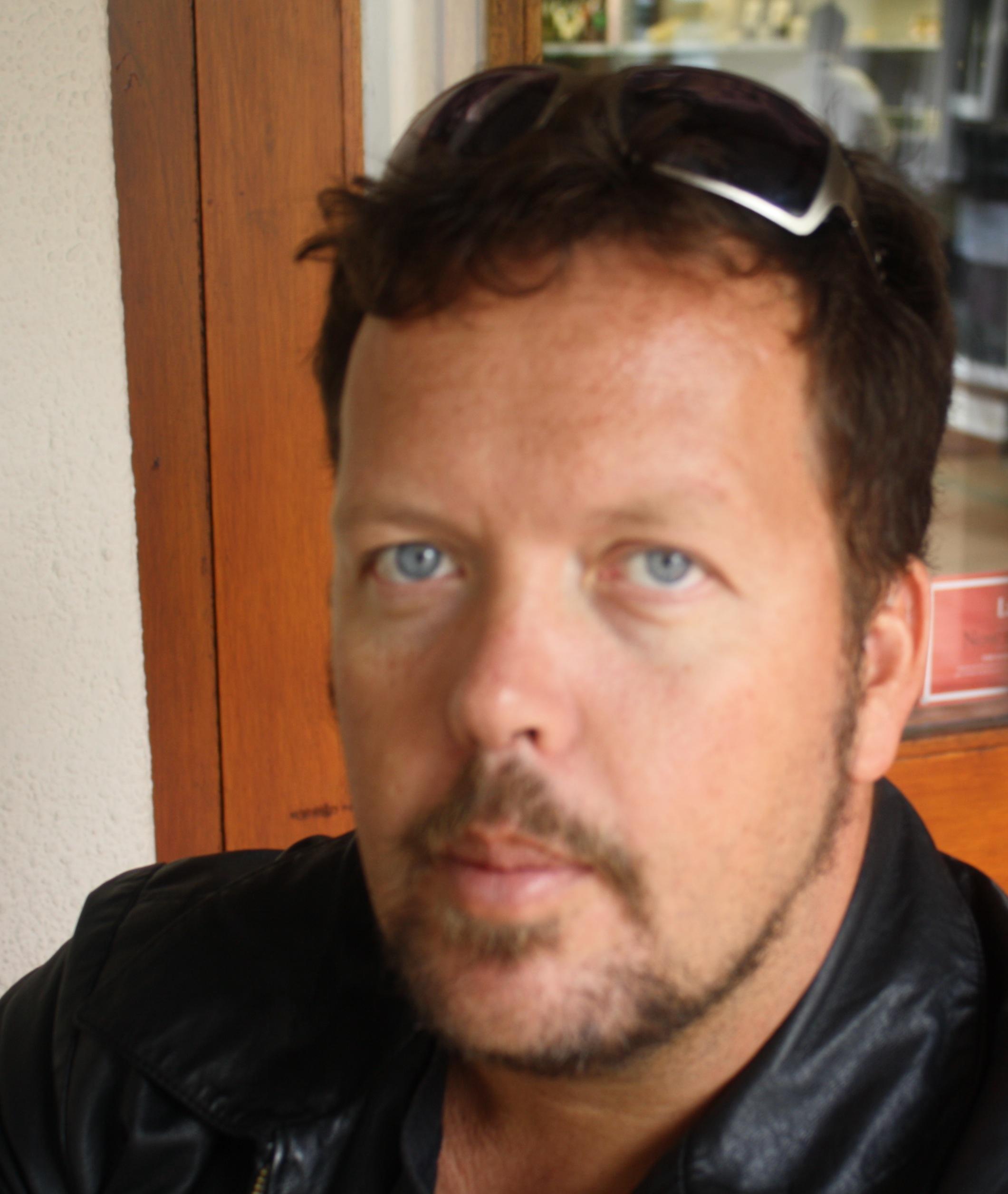 Director/producer Francois Verster